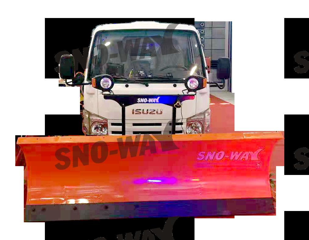思诺威32系列除雪铲