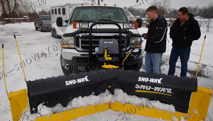 SNOWAY 29系列V型除雪铲