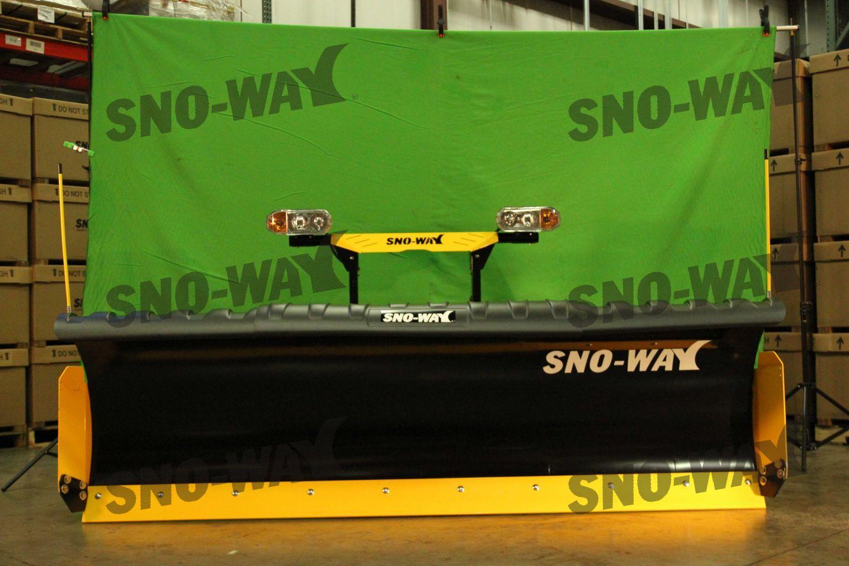 SNOWAY 29系列除雪铲